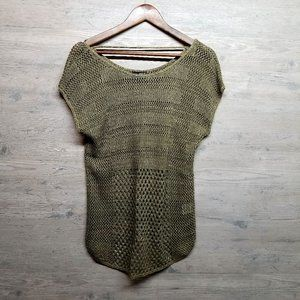 Ana Cable Knit Shirt. Brand New! Super Soft!